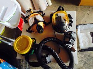 asbestos gear