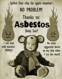 asbestos clothes