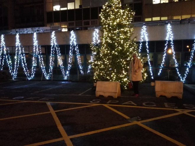 Image result for royal marsden christmas tree 2016